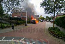 Photo of Rijssen- autobrand Nassaustraat
